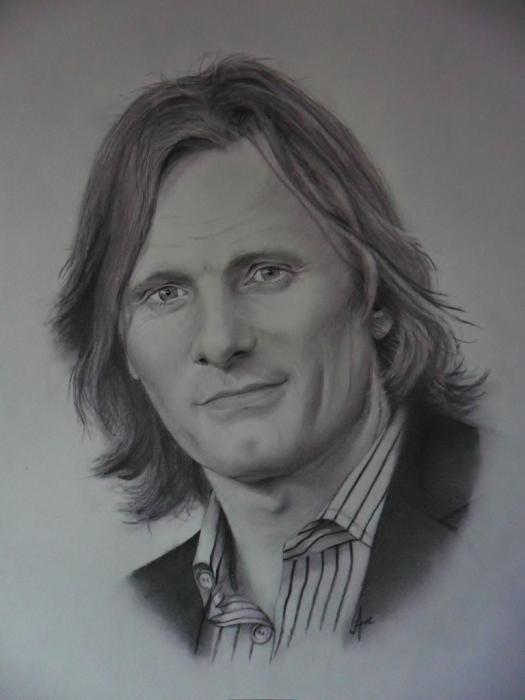 Viggo Mortensen par Ennankh
